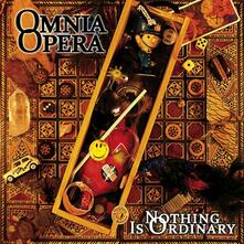 Nothing Is Ordinary (Coloured Vinyl) - Vinile LP di Omnia Opera