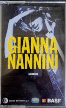 Sorridi (Musicassetta) - Musicassetta di Gianna Nannini