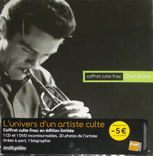 Coffret Culte - CD Audio + DVD di Chet Baker