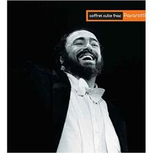 Coffret Culte - CD Audio + DVD di Luciano Pavarotti