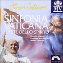 Sinfonia Vaticana (Colonna Sonora) - CD Audio di Stelvio Cipriani