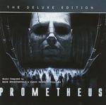 Cover CD Colonna sonora Prometheus