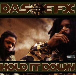 Hold it Down - Vinile LP di Das EFX