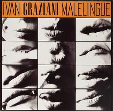 Malelingue - Vinile LP di Ivan Graziani