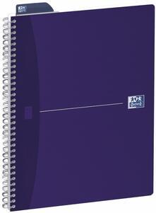 Oxford 100105043 quaderno per scrivere Porpora, Rosa, Fucsia, Rosso A4