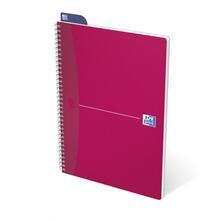 Oxford 100104241 quaderno per scrivere Rosso A4