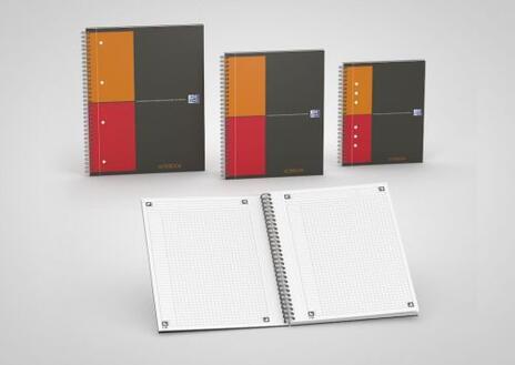 Oxford 400080784 quaderno per scrivere Grigio B5 - 2