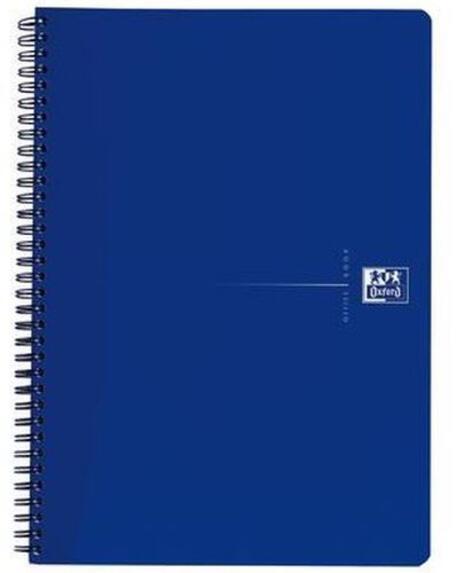 Oxford 100102565 quaderno per scrivere Nero, Blu A5 - 2