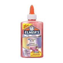 Colla metallizzata liquida per Slime Elmer's Rosa - 147 ml