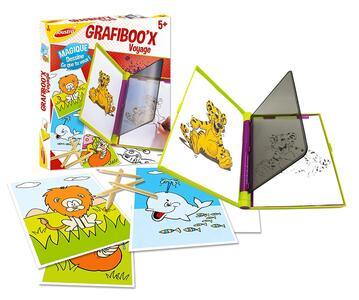 Disegnare per magia GrafiBoo'X - 2