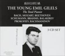 Young Emil Gilels - CD Audio di Emil Gilels