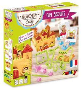Smoby Chef. Fun Biscuits con Ricettario - 2
