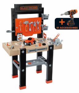 Black+Decker. Bricolo Center Con 92 Accessori - 6