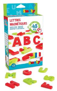 Giocattolo Lettere Magnetiche 48 Pz Smoby 0