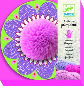 Workshop Pompoms