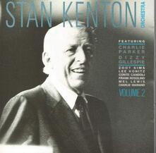 Vol.2 - CD Audio di Stan Kenton