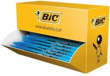 Penna gel Bic Cristal gel blu punta 0,8 mm. Confezione 35 + 5