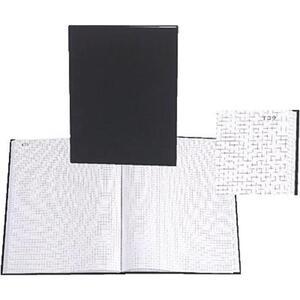 Libro contabile EXACOMPTA 412E DIN A4 a quadretti 110 g/mq cont. 100 fogli - 2