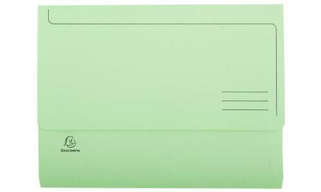 Exacompta 47970E cartella A4 Cartoncino Blu, Verde, Arancione, Rosa, Giallo - 11