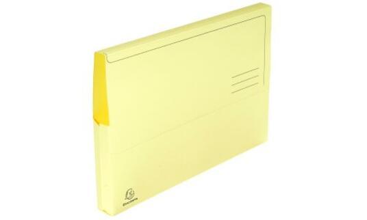 Exacompta 47970E cartella A4 Cartoncino Blu, Verde, Arancione, Rosa, Giallo - 3