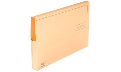 Exacompta 47970E cartella A4 Cartoncino Blu, Verde, Arancione, Rosa, Giallo - 4