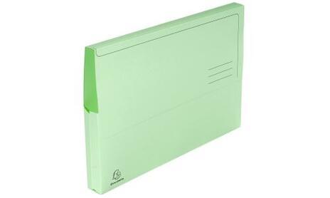 Exacompta 47970E cartella A4 Cartoncino Blu, Verde, Arancione, Rosa, Giallo - 10