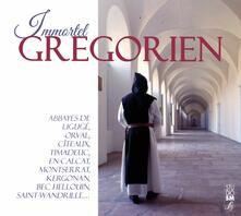 Immortel Grégorien - CD Audio
