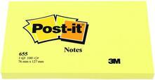 3M Post-it Notes. Flow Pack 100 Fogli Gialli 76x127mm. 12 Pz