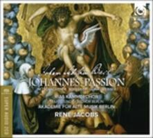 Passione secondo Giovanni BWV245 - SuperAudio CD ibrido di Johann Sebastian Bach