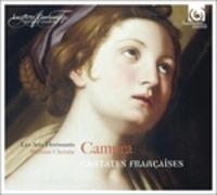CANTATE FRANCESI - FRENCH CANTATAS