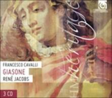 Giasone - CD Audio di Francesco Cavalli,René Jacobs