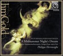 Sogno di una notte di mezza estate - Le Ebridi - CD Audio di Felix Mendelssohn-Bartholdy