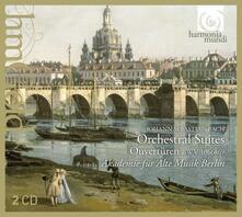 Suites orchestrali - CD Audio di Johann Sebastian Bach