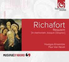 Requiem (Digipack) - CD Audio di Jean Richaford