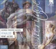 CD Rinaldo Georg Friedrich Händel René Jacobs
