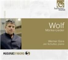 Mörike-Lieder - CD Audio di Hugo Wolf