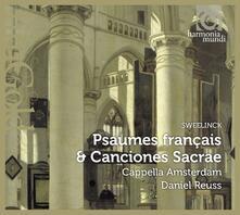 Psalms & Magnificat - CD Audio di Daniel Reuss,Cappella Amsterdam