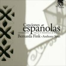 Canciones Españolas (Slipcase) - CD Audio di Bernarda Fink