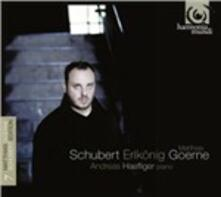 Erlkonig - CD Audio di Franz Schubert