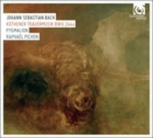 Köthener Trauermusik Bwv244a - CD Audio di Johann Sebastian Bach