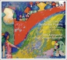 Salmi penitenziali - CD Audio di Alfred Schnittke