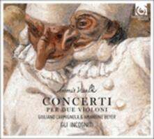 Concerti per due violini - CD Audio di Antonio Vivaldi
