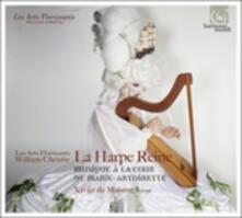 Concerti per arpa - CD Audio di Christoph Willibald Gluck,Franz Joseph Haydn,Jean-Baptiste Krumpholtz,Friedrich Hermann,William Christie,Les Arts Florissants,Xavier De Maistre