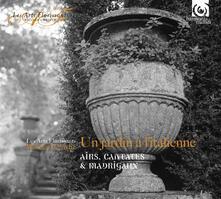 Un jardin a l'italienne - CD Audio di Les Arts Florissants