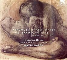 Stabat Mater - CD Audio di Giovanni Battista Pergolesi,Tim Mead,Lucy Crowe