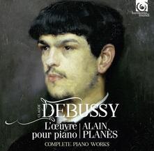 Musica per pianoforte - CD Audio di Claude Debussy,Alain Planes