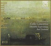 Cello Concerto Vol.1&2 - CD Audio di Antonio Vivaldi