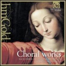 Choral Works - CD Audio