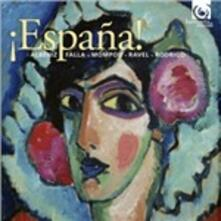 Espana - CD Audio