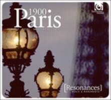 Paris 1900. L'ancien et le nouveau - CD Audio di Claude Debussy,Maurice Ravel,Camille Saint-Saëns,Erik Satie